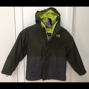 The North Face Winter Coat - Boy -Size 5